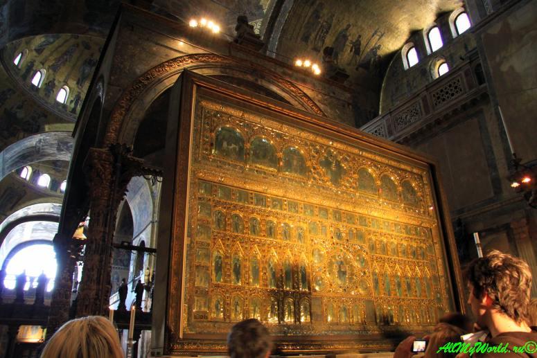 Собор Святого Марка - главный храм Венеции