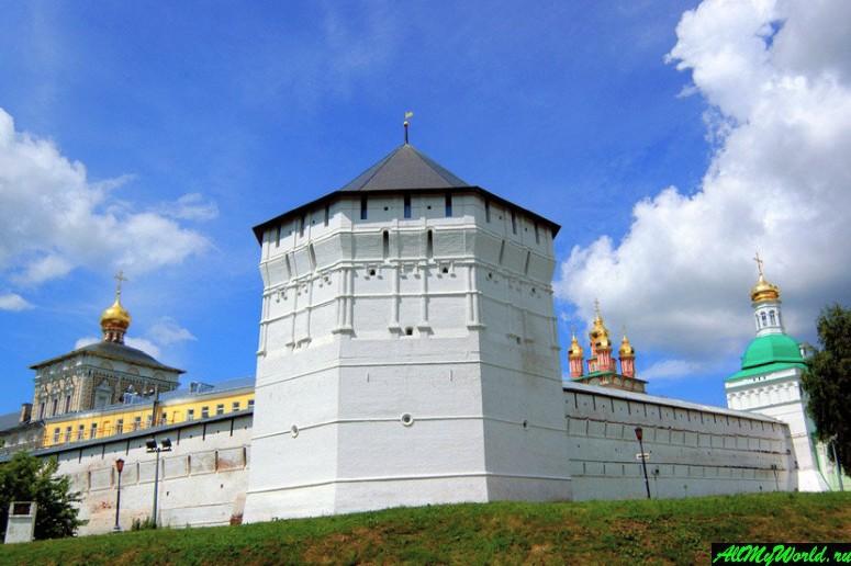 Достопримечательности Сергиева-Посада: Пятницкая башня