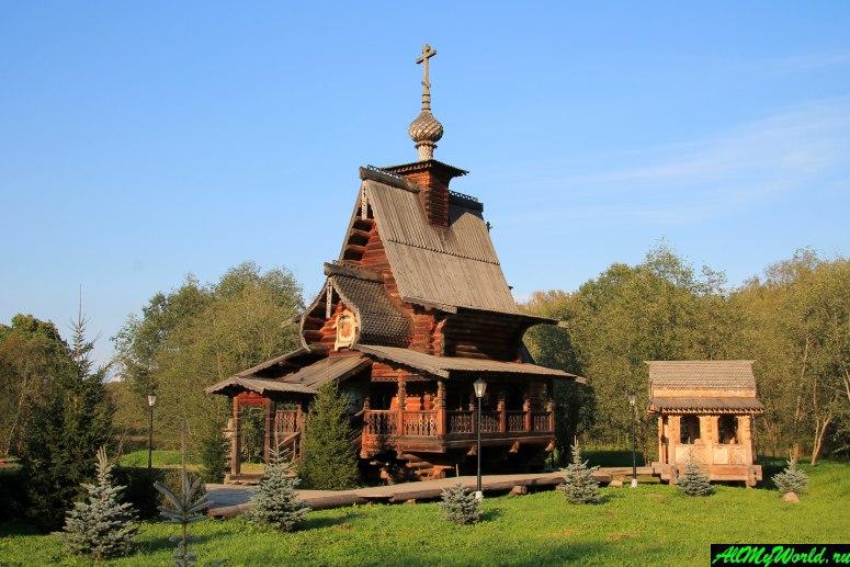 Достопримечательности Сергиева-Посада: Церковь Сорока Мучеников Севастийских