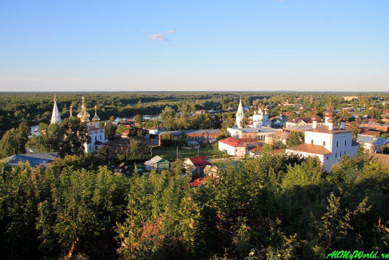 Достопримечательности Гороховца: Свято-Троицкий Никольский монастырь