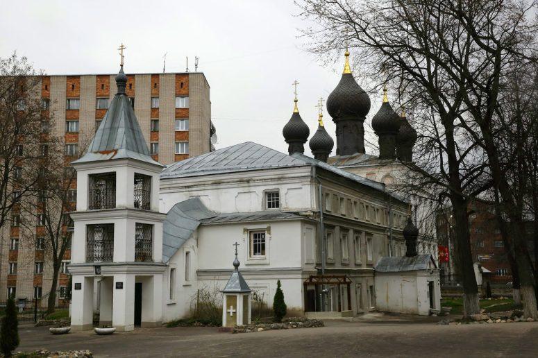 Достопримечательности города Иваново: Казанская церковь