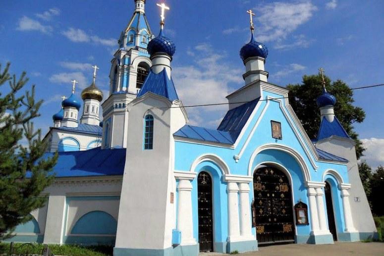 Достопримечательности города Иваново: Скорбященская церковь