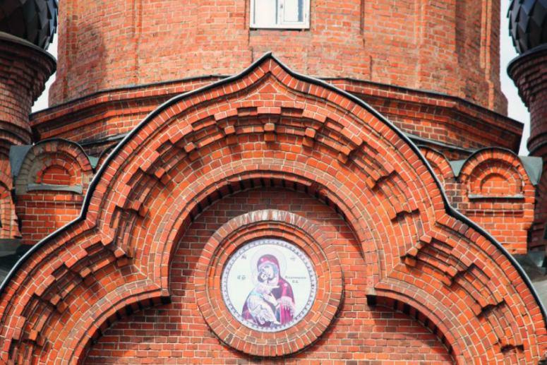 Достопримечательности города Иваново: Церковь Владимирской Иконы Божией Матери