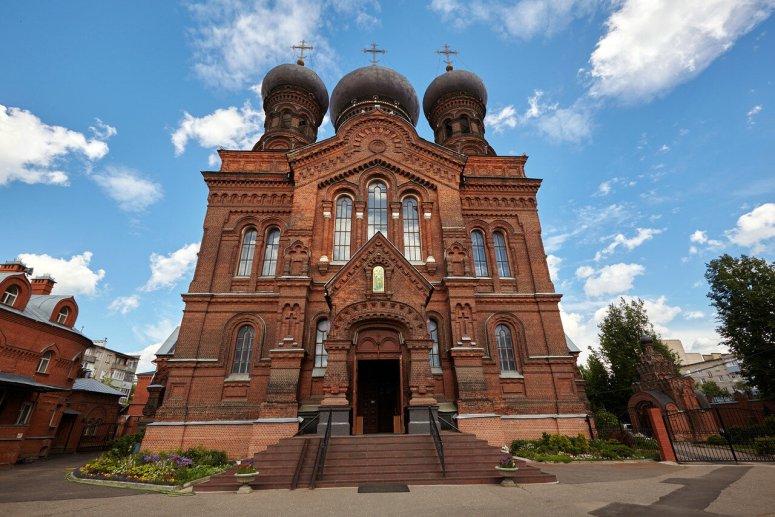 Достопримечательности города Иваново: Введенский женский монастырь