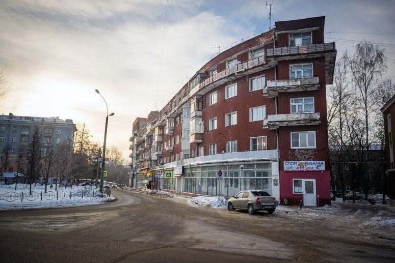 Достопримечательности города Иваново: Дом-корабль