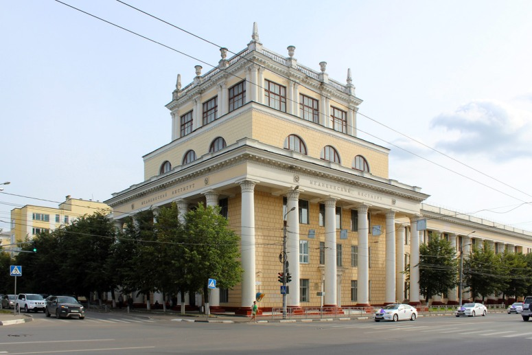 Достопримечательности города Иваново: Медицинская академия