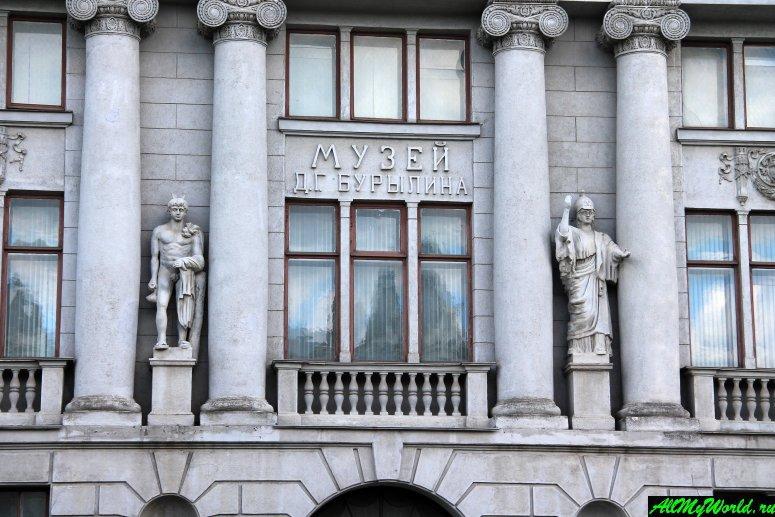 Достопримечательности города Иваново: Музей промышленности и искусства