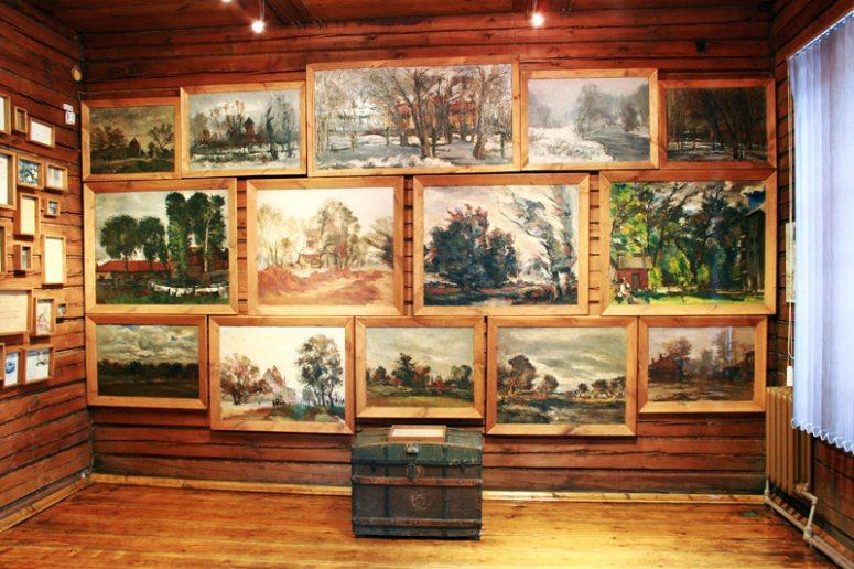 Достопримечательности города Иваново: Музей художника А.И. Морозова