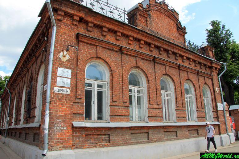 Достопримечательности города Иваново: Музей первого Совета