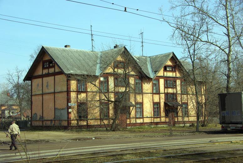 Достопримечательности города Иваново: Первый рабочий поселок