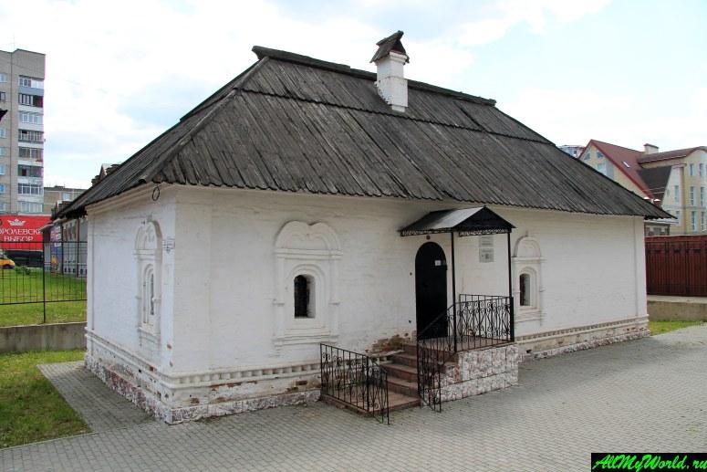 Достопримечательности города Иваново: Щудровская палатка