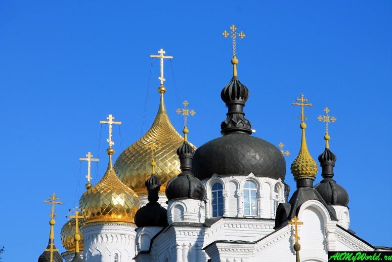Достопримечательности Костромы: Богоявленско-Анастасиин монастырь
