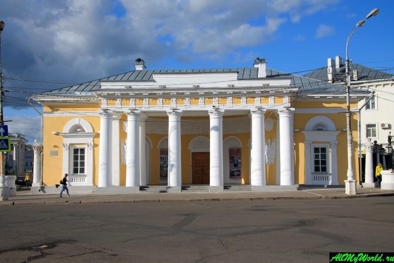 Достопримечательности Костромы: Гауптвахта