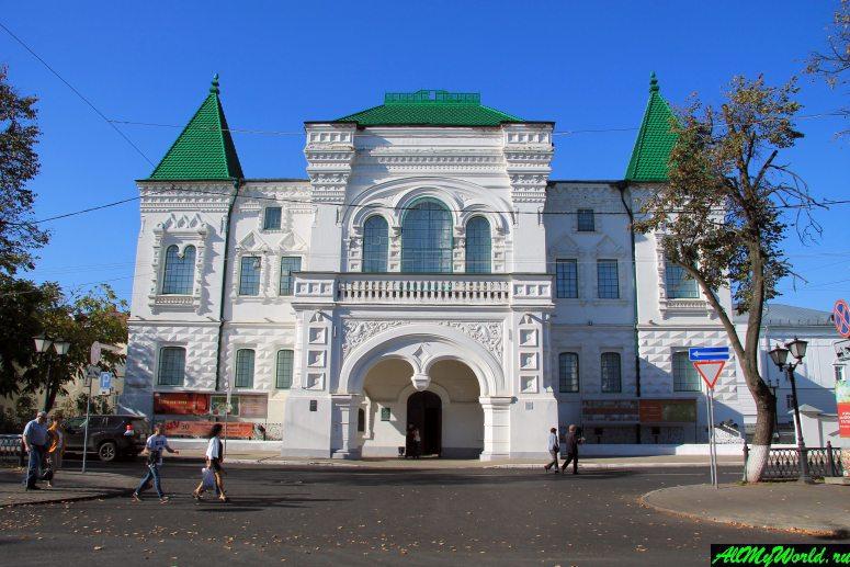 Достопримечательности Костромы: Романовский музей
