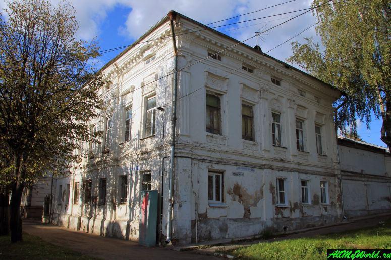 Достопримечательности Костромы: Усадьба Стригалевых