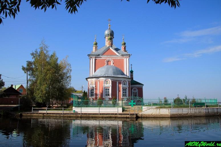 Достопримечательности Переславля-Залесского: храм Сорока Мучеников Севастийских