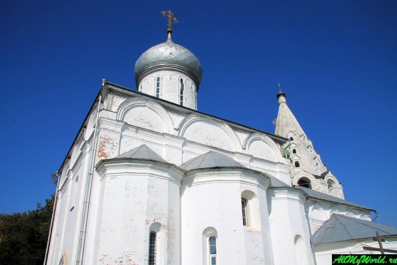 Достопримечательности Переславля-Залесского: Свято-Троицкий Данилов монастырь
