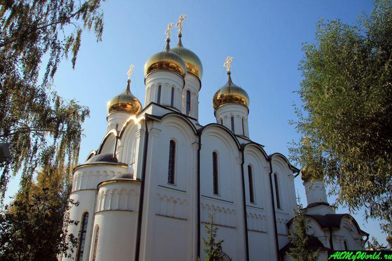 Достопримечательности Переславля-Залесского: Свято-Никольский монастырь