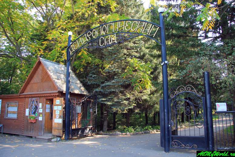 Достопримечательности Переславля-Залесского: Дендрологический сад