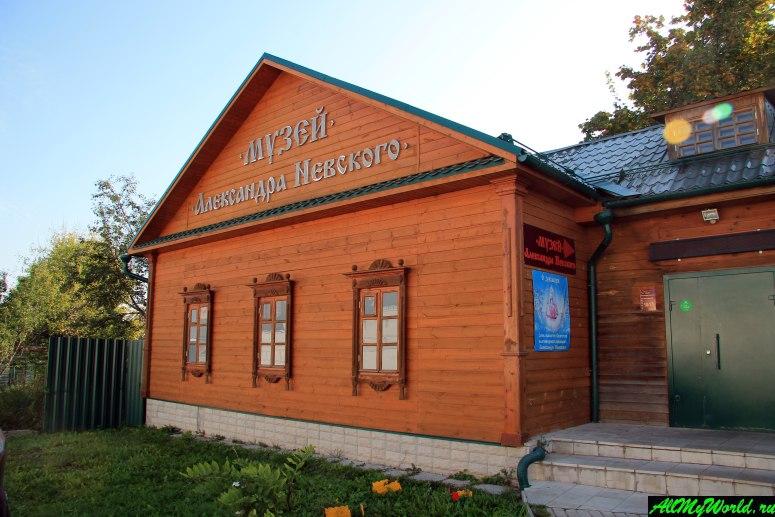 Достопримечательности Переславля-Залесского: Музей Александра Невского