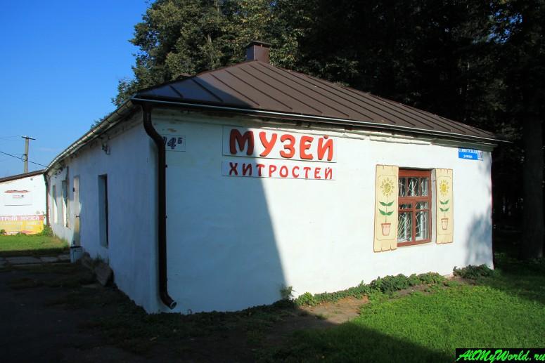 Достопримечательности Переславля-Залесского: Музей хитростей и смекалки