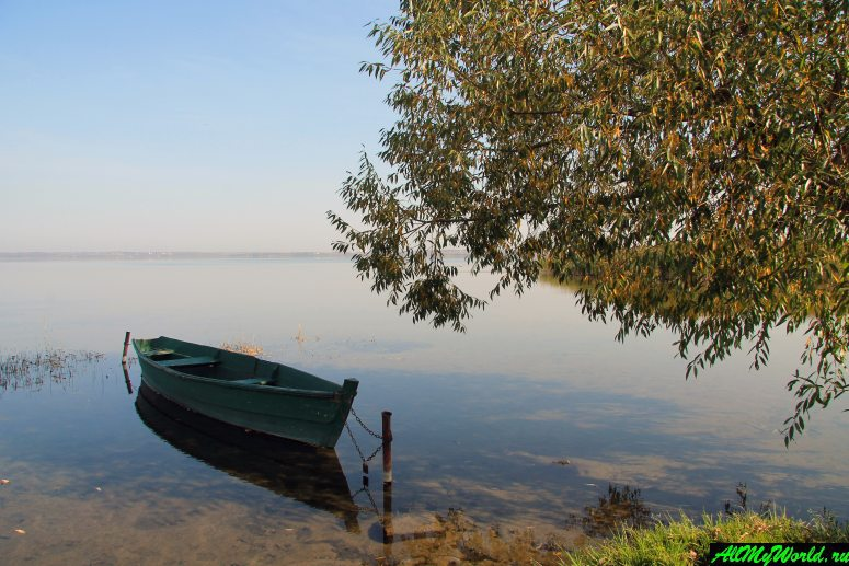 Достопримечательности Переславля-Залесского: Плещеево озеро
