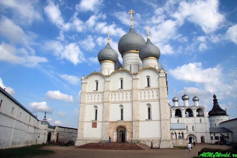 Достопримечательности Ростова Великого: Ростовский кремль