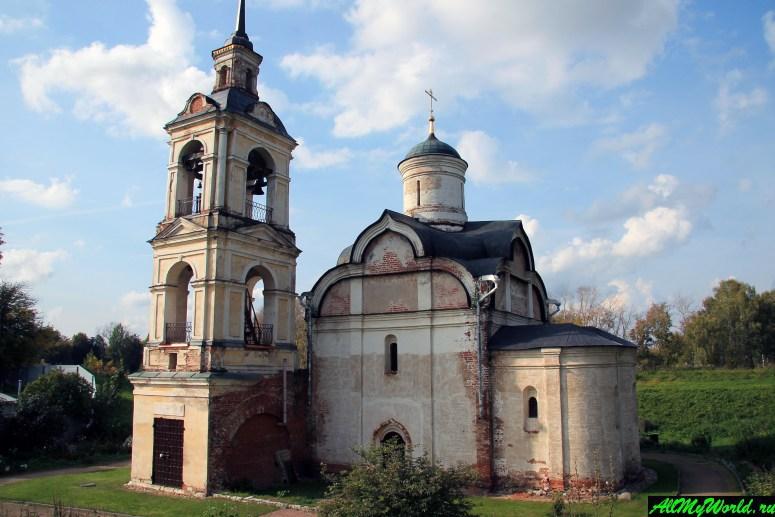 Достопримечательности Ростова Великого: церковь Исидора Блаженного