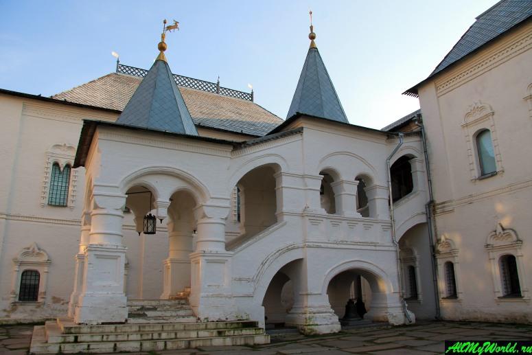Достопримечательности Ростова Великого: Красная палата