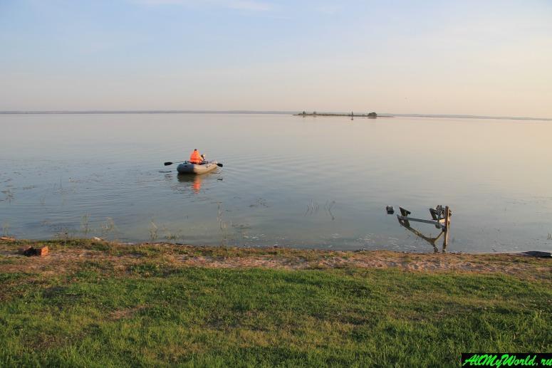 Достопримечательности Ростова Великого: озеро Неро