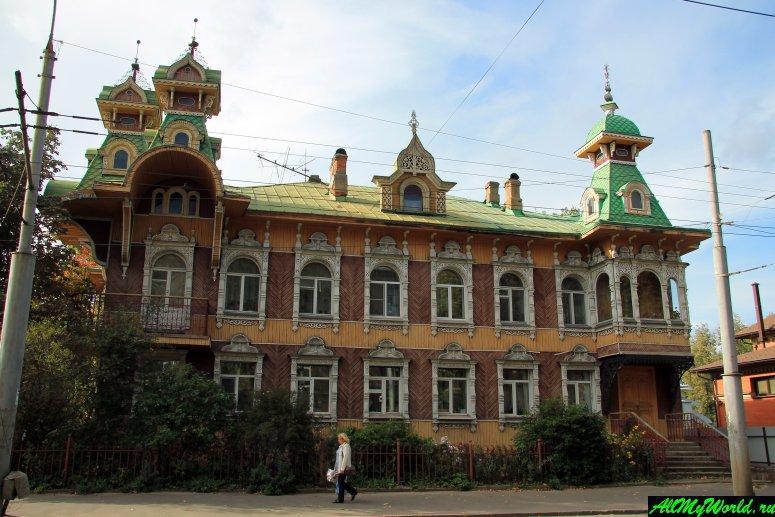 Достопримечательности Рыбинска: Дом художников