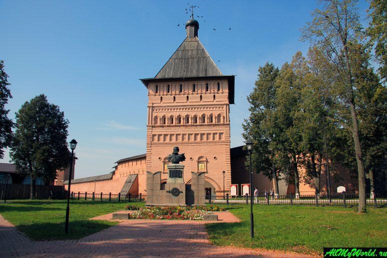 Достопримечательности Суздаля - Спасо-Евфимиев монастырь