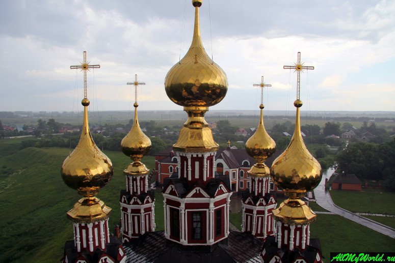 Достопримечательности Суздаля - церкви в Михалях