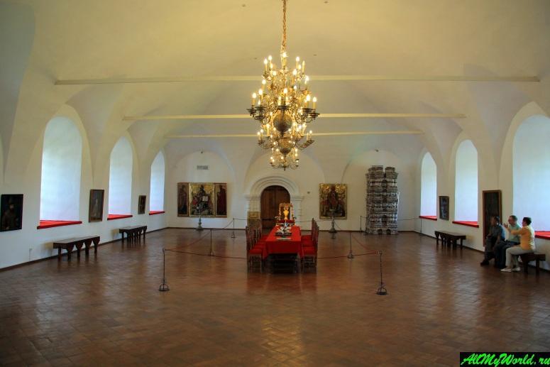 Достопримечательности Суздаля - Архиерейские палаты