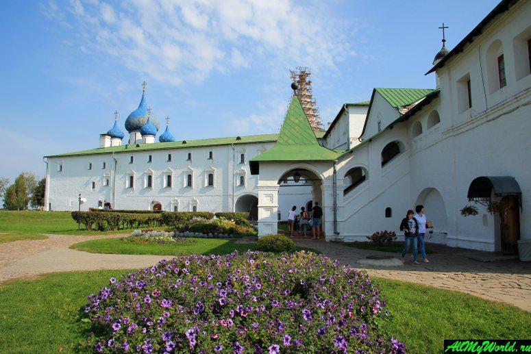 Достопримечательности Суздаля - Суздальский кремль