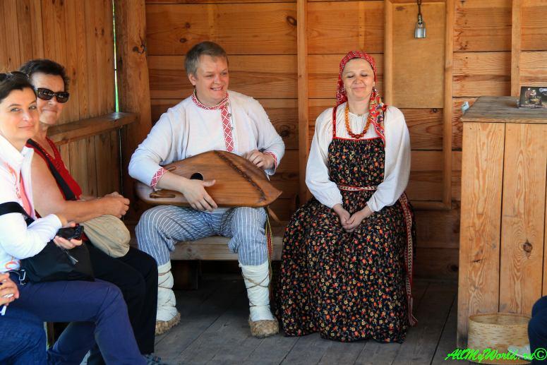 Достопримечательности Суздаля - Музей деревянного зодчества