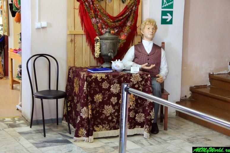 Достопримечательности Суздаля - Музей восковых фигур