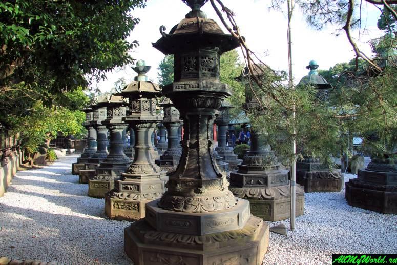Достопримечательности Токио: Святилище Тосё-гу