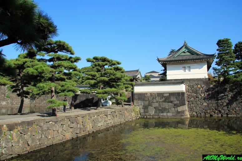 Достопримечательности Токио: Императорский дворец