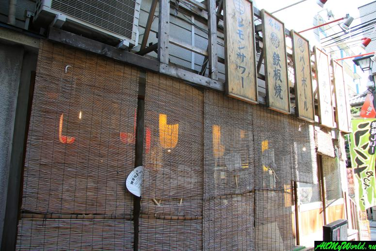 Достопримечательности Токио: Кагурадзака