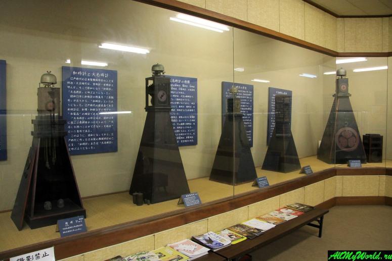 Достопримечательности Токио: Музей часов даймё