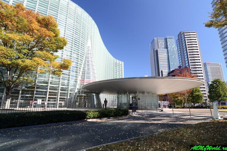 Достопримечательности Токио: Национальный центр искусств