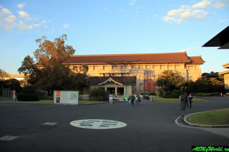Достопримечательности Токио: Токийский национальный музей