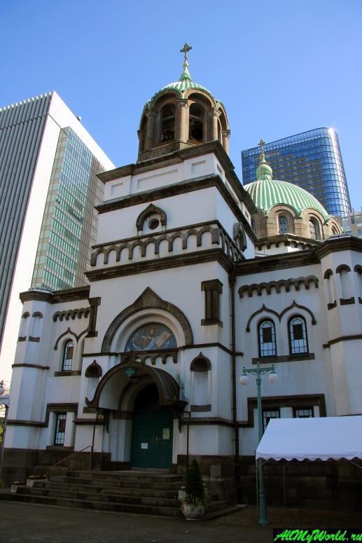 Достопримечательности Токио: Воскресенский собор