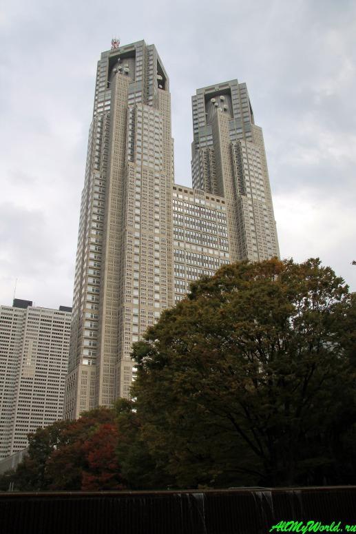 Достопримечательности Токио: Токийский муниципалитет