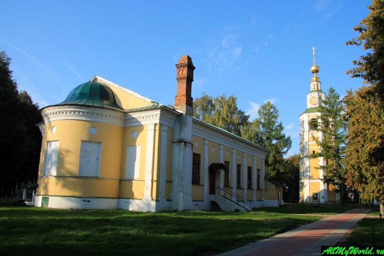Достопримечательности Углича: Богоявленский собор
