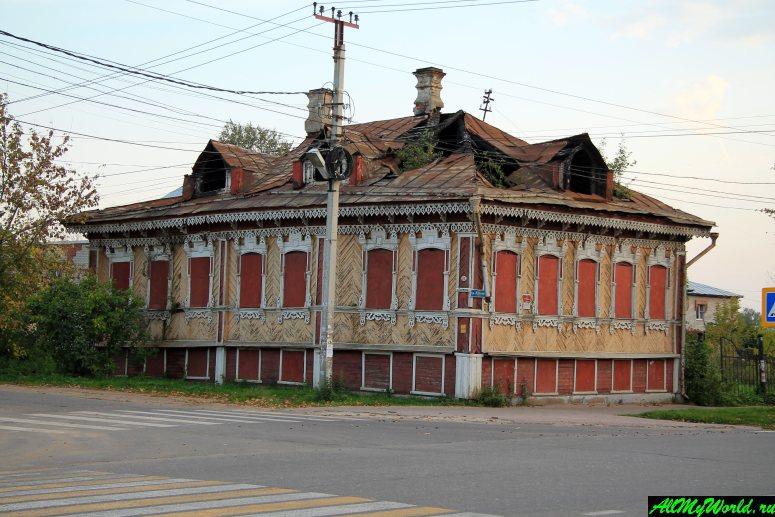 Достопримечательности Углича: Дом Пивоваровых