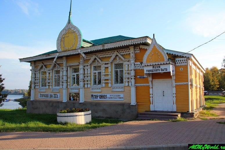 Достопримечательности Углича: Музей городского быта