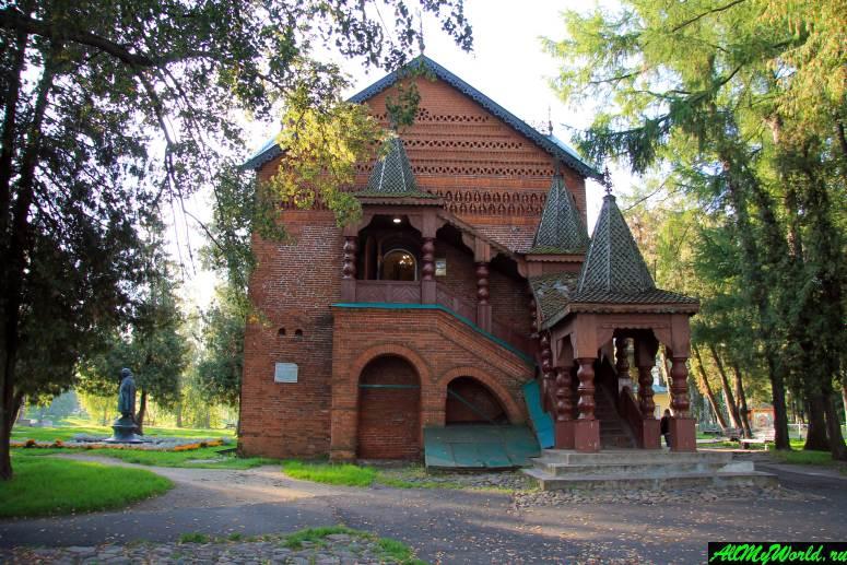 Достопримечательности Углича: Палаты угличских князей