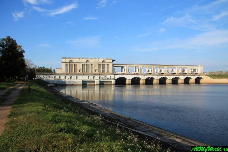 Достопримечательности Углича: Угличская ГЭС